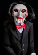 Saw Land039enigmista Billy Puppet Prop Rep. Trick Or Treat Studios Jigsaw Pupazzo 11