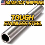 Improved Front Axle Replaces Toro Lawn-boy 117-7498 - Tough 304 Stainless Steel