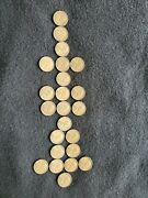 Lot Of 23 Lincoln Wheat Pennies S Mint