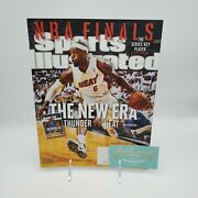 Sports Illustrated June 18 2012 Lebron James Variant Cover The New Era Miami