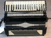 Imperial 4 Reed Accordion Made In Italy