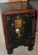 Antique Victor Safe Manufactured By The Victor Safe And Lock Co. Cincinnati Oh