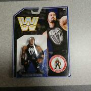 Very Rare Item Unopened Wwe Action Figure Mattel Retro1 Complete Set From Japan