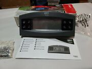 Weber Style Digital Barbecue Grey Thermometer With Timer Function 6742