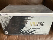 Resident Evil 8 Village Collector's Edition Playstation 5 Ps5 Sold Out In Stores