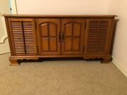 Mid Century Modern Stereo Console By Admiral