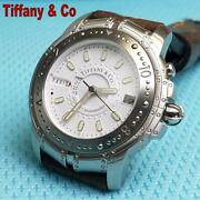 Rare And Co Gmt World Time Wristwatch Orologio Swiss Armbanduhr Montre