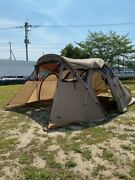 Snow Peak Mogue Pro.air/snow Pea Dome Tent Shelter People Or More Beg Tp-600