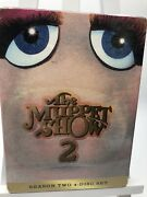 The Muppet Show - Season 2 Dvd, 2007, 4-disc Set, Special Edition