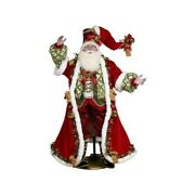 Mark Roberts 2021 A Toy For Every Child Santa Figurine 48''