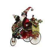 Mark Roberts 2021 Jolly Old Santa Figurine 20and039and039