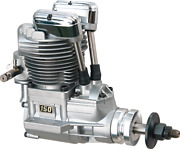 Saito Fa150b Single Cylinder 4-stroke Glow Engine Exclusively For Model Airplane