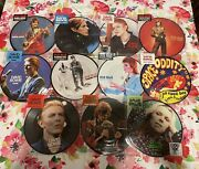 David Bowie - 40th Anniversary 7andrdquo Picture Disc Collection