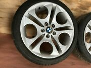 18and039and039 Single Rear Rim Wheel Bmw E85 E86 Z4 Roadster Oem 03132 Factory