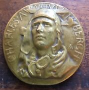 Society Of Medalists 4th Issue Charles Lindbergh Lone Eagle Medallic Art Medal