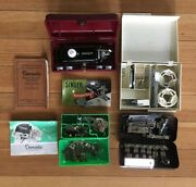 Vintage Sewing Machine Attachments Parts Incomplete Kits
