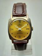 Continental Antimagnetic Shock Protected 1112 A Manual Winding Vintage Watch