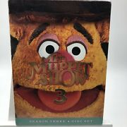 The Muppet Show - Season 3 Dvd, 2008, 4-disc Set, Special Edition