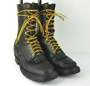 Whiteand039s Boots Smokejumper Boots Size 9.5 D Not Steel Toe