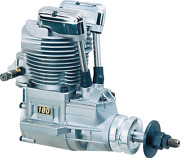 Saito Fa180b Single Cylinder 4-stroke Glow Engine Exclusively For Model Airplane