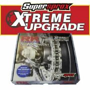Ducati Hyperstrada 939 16-18 Silver Supersprox Rk Xtreme Kit