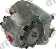 4067 Pour Neuf Holland Hydraulique Pompe Ford 5000 7000 Double Alimentation