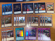 Yugioh Mp20 Infinitrack Deck Core Harvester Anchor W/ Extra Deck - Budget Core