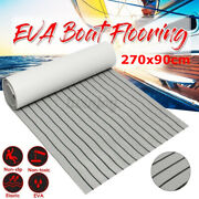106and039and039x35and039and039 Eva Foam Boat Marine Flooring Mat Faux Teak Decking Yacht Car Sheet A