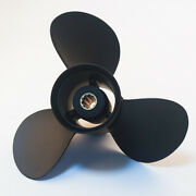 Boat Aluminum Outboard Propeller 10.25x11 For Tohatsu/nissan 25-30hp 3 Blade
