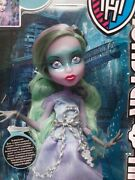 Brand New Monster High Twyla Bjd Doll - Haunted Getting Ghostly, Unopened