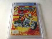 Savage Tales V2 1 Cgc 9.6 White Pages Vietnam The Nam 5th To 1st Marvel Comics