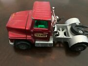 Vintage Matchbox Lesney Super Kings Texaco Ford Lts Tractor Cab Truck. 1973.