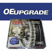 Rk Upgrade Chain And Sprocket Kit For Kawasaki Zxr400 R Zx400h1 - Japan 89-90