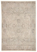Jaipur Living Baptiste Oriental Gray/ Cream Area Rug 9and0396x12and0396