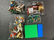 Lego Creator 3-in-1 Treehouse 31010 Sealed Bags No Box Wrinkled Booklets
