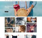 Marketplace And Classified Ads Website + Free Hosting + Installation