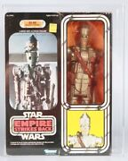 1977 Star Wars 12 Inch Ig-88 Mint With Box Unused Contents Cas Q60 Acrylic Case