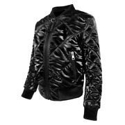 Pxg Womenand039s Diamond Quilted Bomber Jacket
