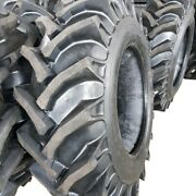 2-tires No Tubes 14.9-28 Knk50 8 Ply Rear Tractor Tires 14.9x28 Backhoe