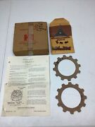 International Harvester Cub Cadet 147 Tractor Pto Clutch Disc And Spring Kit Nos