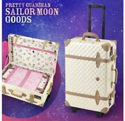 Sailor Moon Bandai X Usj Travel Luggage Suitcase Limited Carry-on Size Brand New
