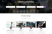 Premium Local Classified Ads Website With Advanced Search Filters + Free Hosting