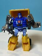 Transformers Igear Mini Warriors Mw-02 Rager Huffer Loose And Complete