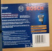 Bosch Ra1165 Under-table Router Base With Above-table Height Adjustment Key New