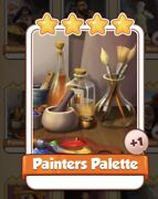 Painters Palette Coin Master Card 1 For Sale Get Them While They Last 1=5