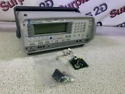 Wandel And Goltermann Spm-38 Selective Level Meter For Parts Or Repair
