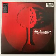 The Subways Young For Eternity 10 Double Lp Uk Original
