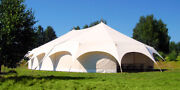 Commercial Wedding Event Beach Stage Yard Patio Party Marquee Star Stretch Tent