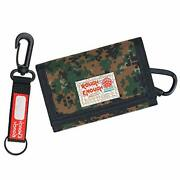 Rough Enough Kids Wallets For Teen Boys Mens Camo Keychain Trifold Wallet With