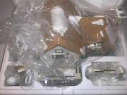 Department 56 Snow Village Linden Hills Country / Golf Club Christmas House New
